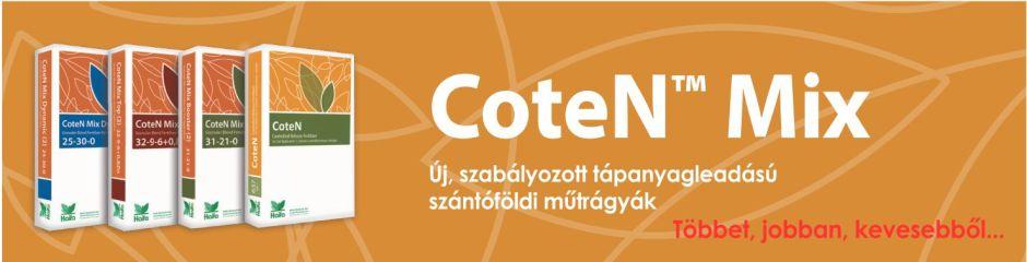 CoteN Mix banner