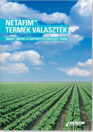 Netafim katalógus nagy ikon kép